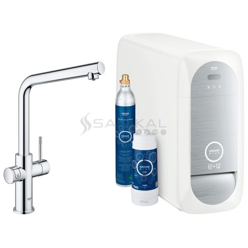grohe blue home blue home duo. Black Bedroom Furniture Sets. Home Design Ideas