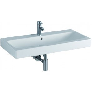 iCon lavabo 900x485mm bianco