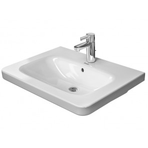 DuraStyle lavabo consolle 650x480mm bianco